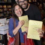 Clara Gerchman e Omar Salomão