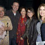Camila Amado , André Paes Leme , Stella Freitas , Clarisse Derzié Luz e Maitê Proença