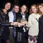 Andrea Alves , Eduardo Bakr , Norma Thiré , Letícia Isnard e Pia Manfroni
