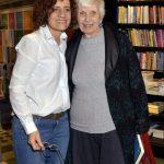 Miriam Leitão e Suzanne Bial