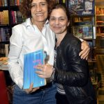 Miriam Leitão e Andressa Camargo