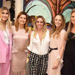 Dandynha Barbosa, Flavia Marcolini, Sabrina Schuback, Flavia Campos e Ana Paula Barbosa