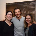Dominique Valansi, Fabio Szwarcwald e Fernanda Sattamini