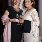 Fabiana Araújo e sua madrinha Lucinha Araújo