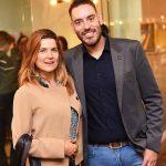 Flavia Marcolini e Rafael Ferreira