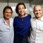 Roberto Carlos, Marisa Orth e Da Lua