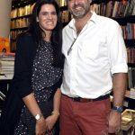 Joana Oakim e seu irmão Erick Figueira de Mello
