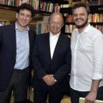 Jorge Oakim, Pedro Malan e Lucas Telles