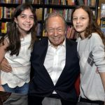 Letícia - sobrinha neta , Pedro Malan e sua neta Fernanda
