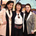 Mônica Clark, Ines Costa e Silva e Mônica Faria