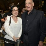 Maria Lucia Rangel e Joel Korn