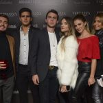 Mariana Polete, Amanda Ferrari, Jéssica Pinheiro, Rodrigo Ribas e Bruno Tumoli