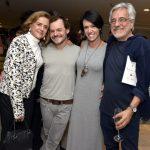 Marieta Severo, Matheus Nachtergaele, Bel Kutner e Aderbal Freire- Agosto 2018
