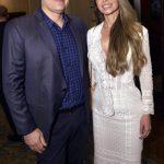 O casal Marcos e Ana Melucci