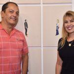 Maurício Abib e Ana Heleonora Goes