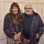 Myriam Glatt e Josias Benedito