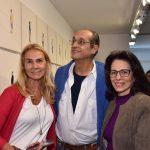 Elisa Marcolini, Luiz Eduardo e Ana Maria Indio da Coista
