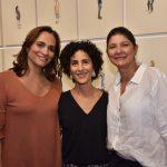 Gaby Indio, Bel Barcellos e Fernanda Pessoa de Queiroz