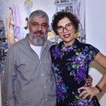 Paulo Vieira e Patrizia D'Angello