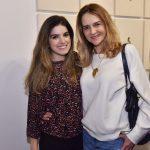 Maria Elisa Corrêa e Tanit Menescal