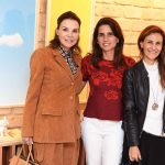 Patricia Mayer, Ana Lucia Juca e Cris Medici