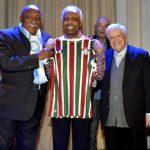 Paulo Cesar Caju, Gilberto Gil e Francisco Horta
