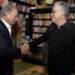 Pedro Malan e Sergio Abranches