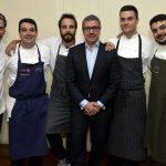 Pedro de Aragão, Rafael Costa e Silva, Elia Schramm, Fabio Barbirato, Nello Cassese e Ricardo Lapeyre