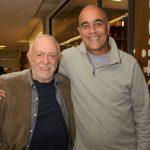 Roberto Frota e Jorge Leão