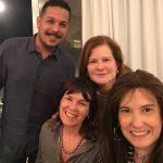 Rodrigo Villa Nova, Koca Machado, Maria Geyer e Patricia Leal