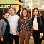 Sueli Bombiere, Jairo de Sender, Andra Neves Duarte e Claudia Souza Santos