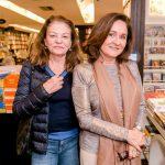 Sylvia Martins e Anna Andreazza