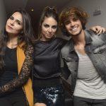 Terrazza Dayane Fernandes e Danielle Baldarena e Carlos Blhenndow