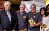 """Amigos prestigiaram Ricardo Rangel no lançamento de """"Uma Nação Sem Noção"""""""