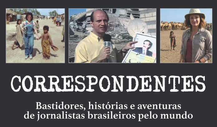 Livro de correspondentes provoca ciumeira na Globo