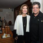 Sylvia e Carlos Alberto Chateaubriand