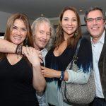Patricia e Marcos valle,Maria Beltrao,Luciano Saldanha