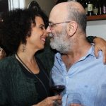 Paula e Jacque Morelenbaum