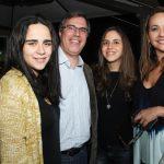 Ana Beltrao,Luciano e Maria Beatriz Saudanha e Maria Beltrão