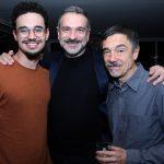Daniel, DJ Memê e Charles Gavin
