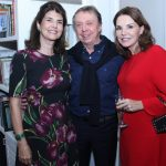 Viviane e Chico Grabowsky com Patricia Mayer