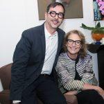 José Borges e Eliana Sanches