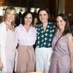 Anette Rivkind, Gisele Taranto, Simone Orlean e Giselle Rivkind
