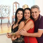 Claudia Brassaroto Bianca da Hora e Sergio Goncalves