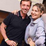 Nando Grabowsky e Marcia Muller