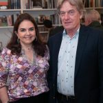 Amelia Azeredo e Arthur Heygate