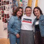 Ana Andreazza, Marina Kadooka e Sueli Bombieri