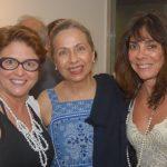Ana Durães, Sonia Salcedo e Ana Luiza Rego