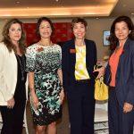 Andréia Repsold, Ana Zambelli, Sophie Zurquiyah e Patrícia Pradal