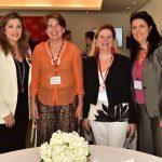 Andréia Repsold, Marianne Von Lachman, Lúcia Havt e Anna Paula Duarte